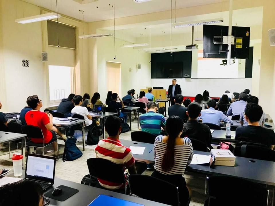 Carnegie Mellon University Australia Programs