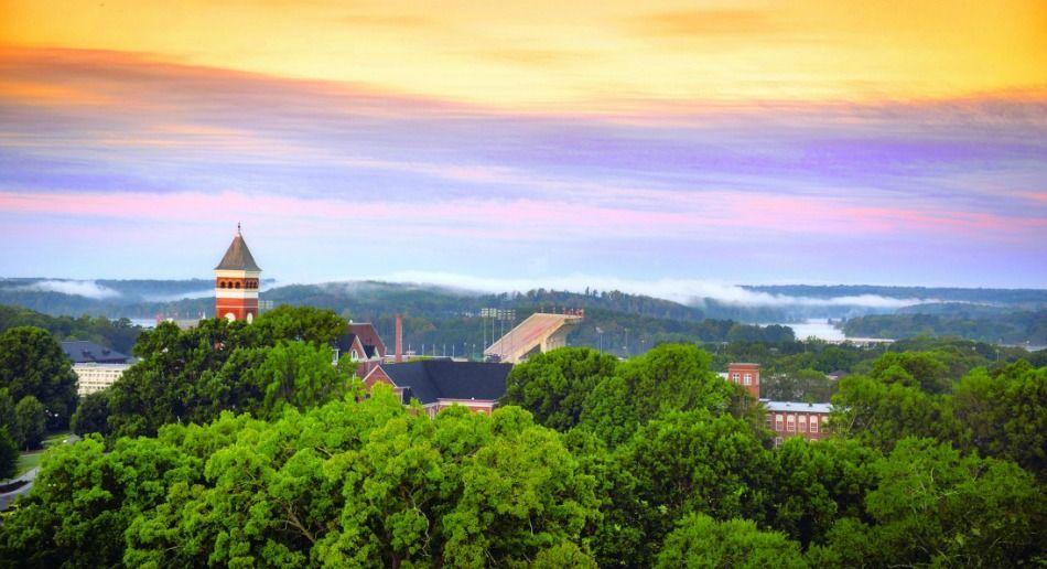Clemson University Ranking