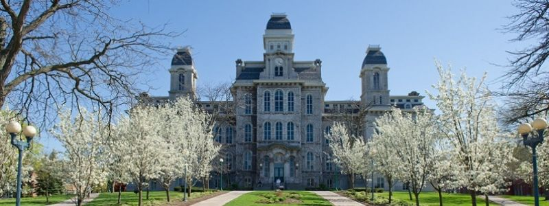 Syracuse University Ranking