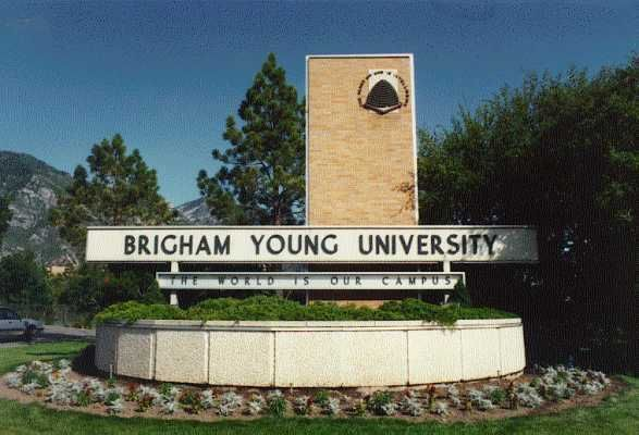 Brigham Young University Provo Programs
