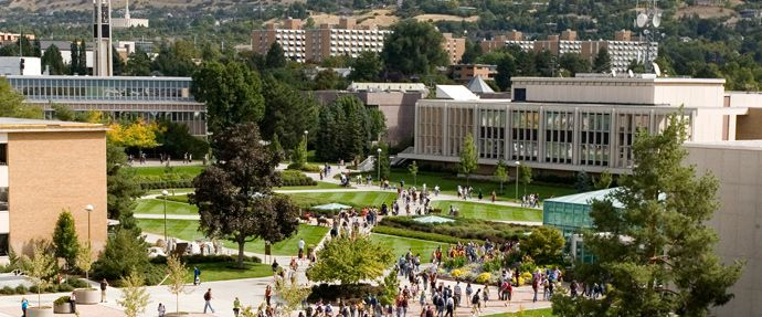Brigham Young University Provo Ranking