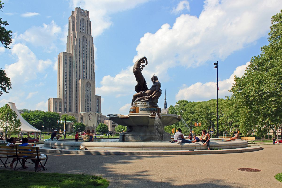 University of Pittsburgh Acceptance Rate
