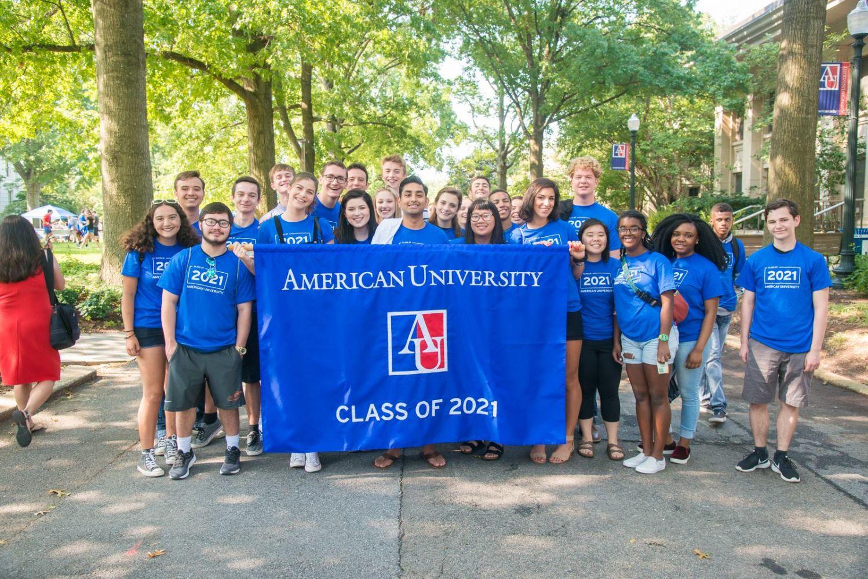 American University Ranking