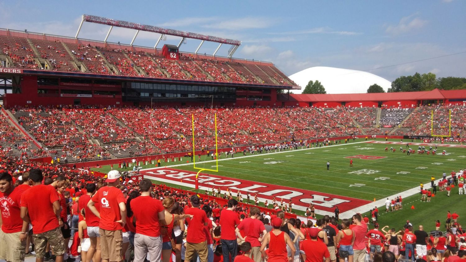 Rutgers The State University of New Jersey New Brunswick