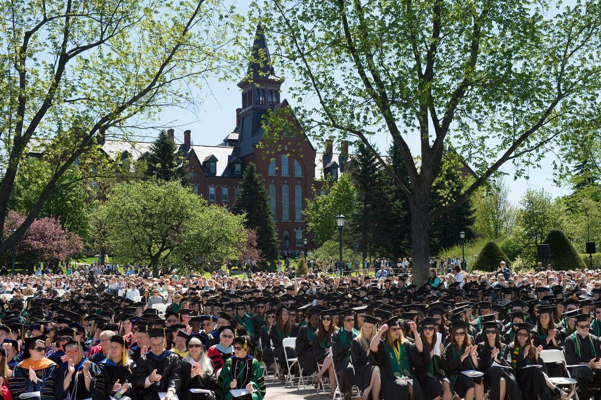 University of Vermont Ranking