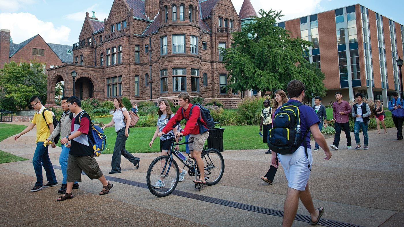 Saint Louis University Programs
