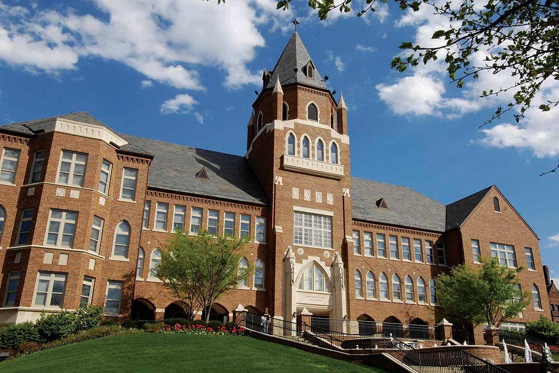 Saint Louis University Ranking
