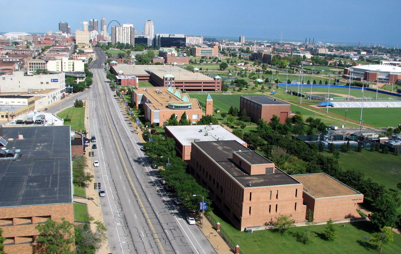 Saint Louis University Acceptance Rate