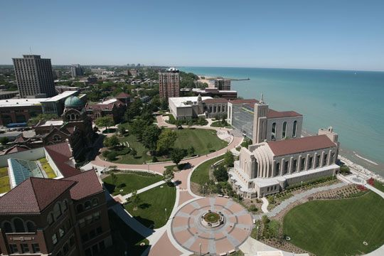 Loyola University Chicago Ranking