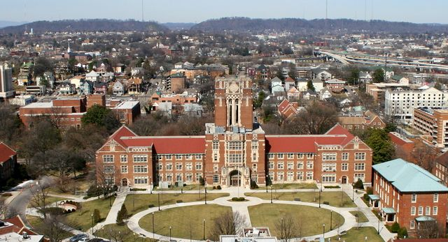 University of Tennessee Acceptance Rate