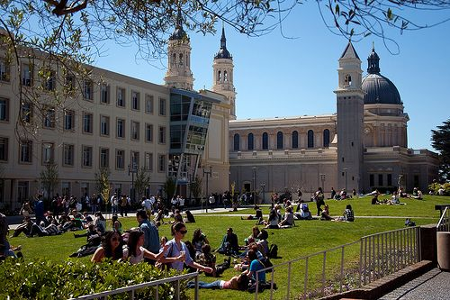 University of San Francisco Acceptance Rate