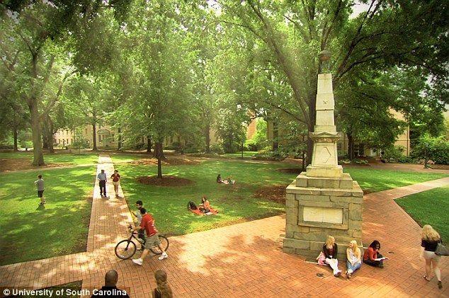 University of South Carolina Ranking