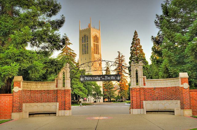 University of the Pacific Acceptance Rate