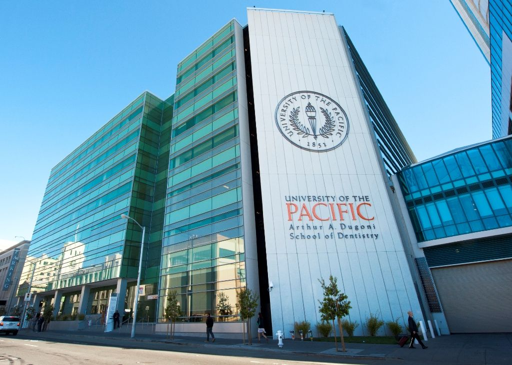 University of the Pacific Tuition Fee
