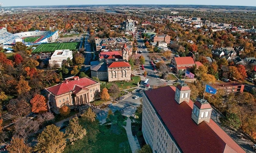 University of Kansas Programs