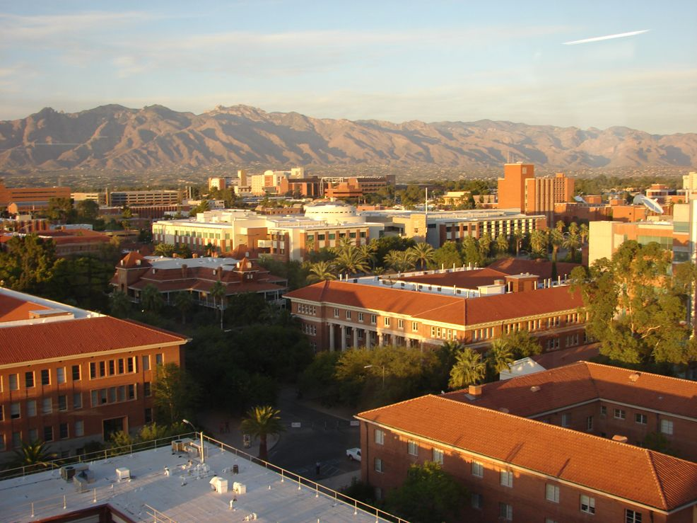 University of Arizona Programs