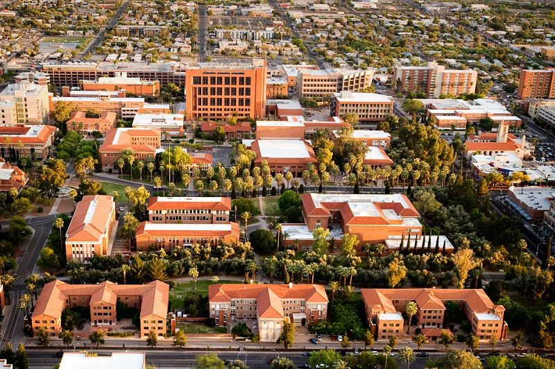 University of Arizona Ranking