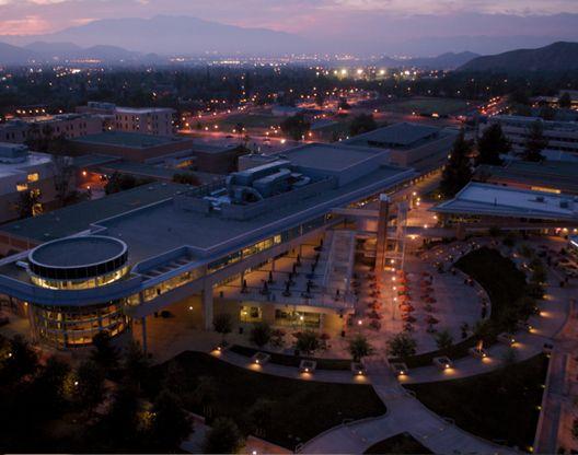 University of California Riverside Ranking