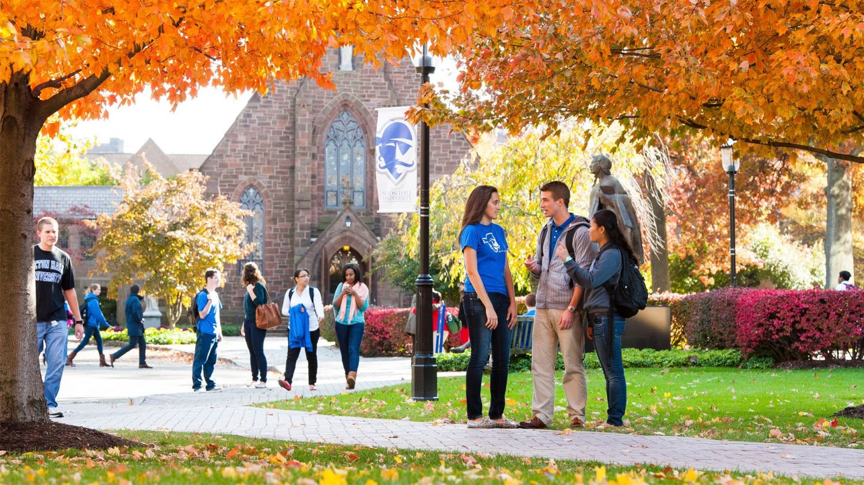 Seton Hall University Ranking