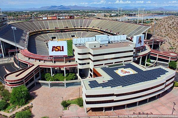 Arizona State University Tempe Ranking