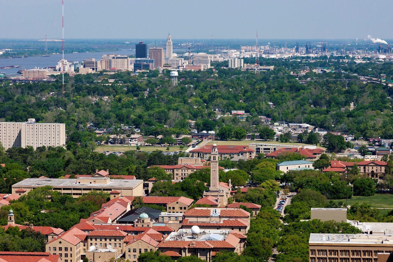 Louisiana State University Baton Rouge Programs