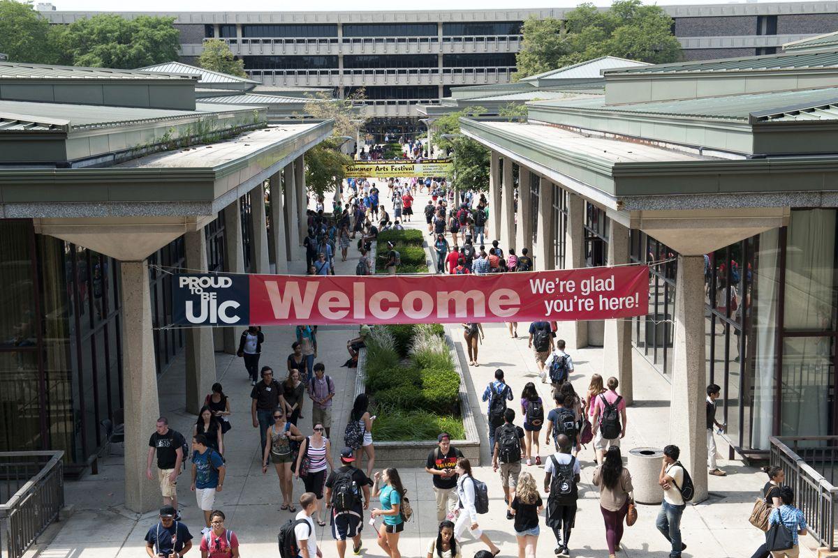 University of Illinois Chicago Programs