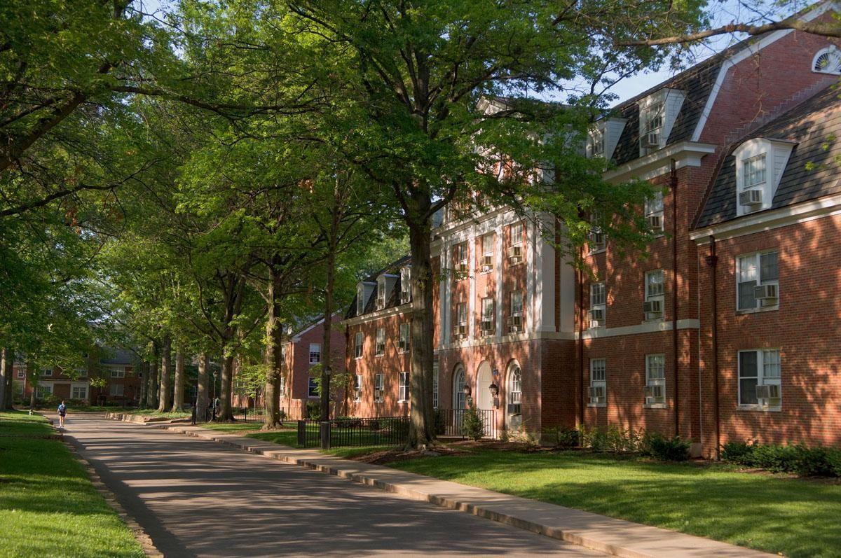 Ohio University Ranking