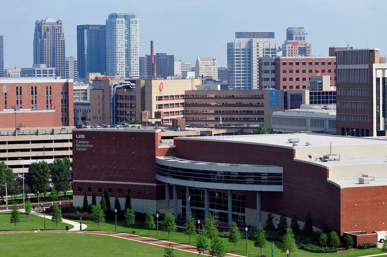 University of Alabama Birmingham Ranking