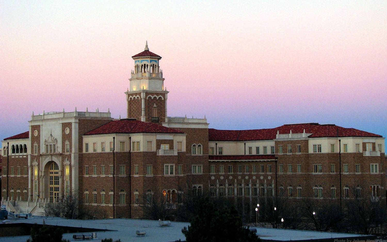 Texas Tech University Ranking