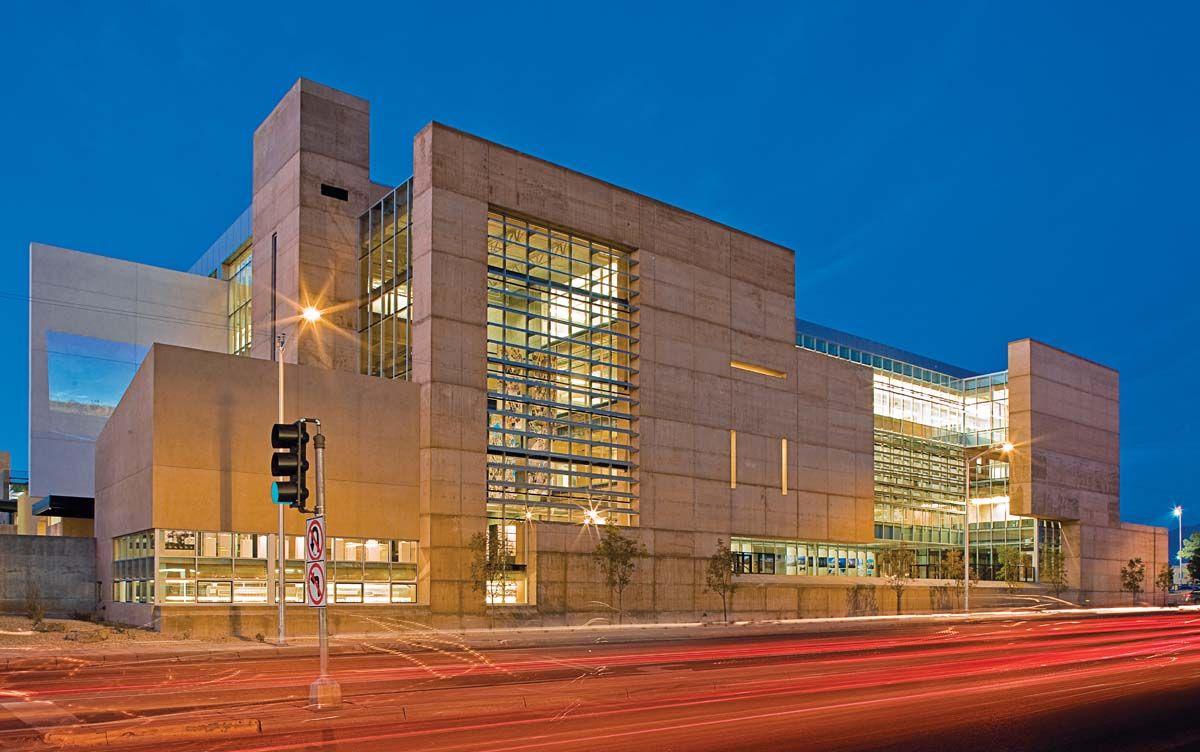 University of New Mexico Programs