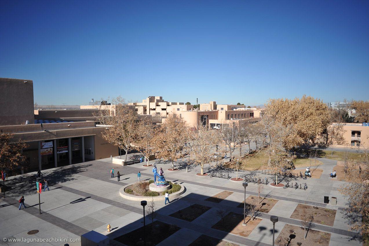 University of New Mexico Ranking