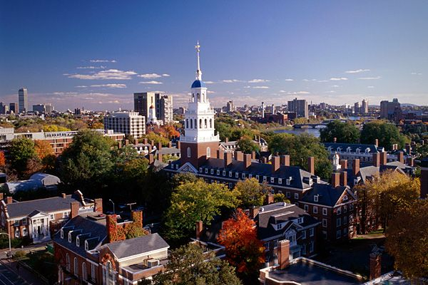 Harvard University Ranking