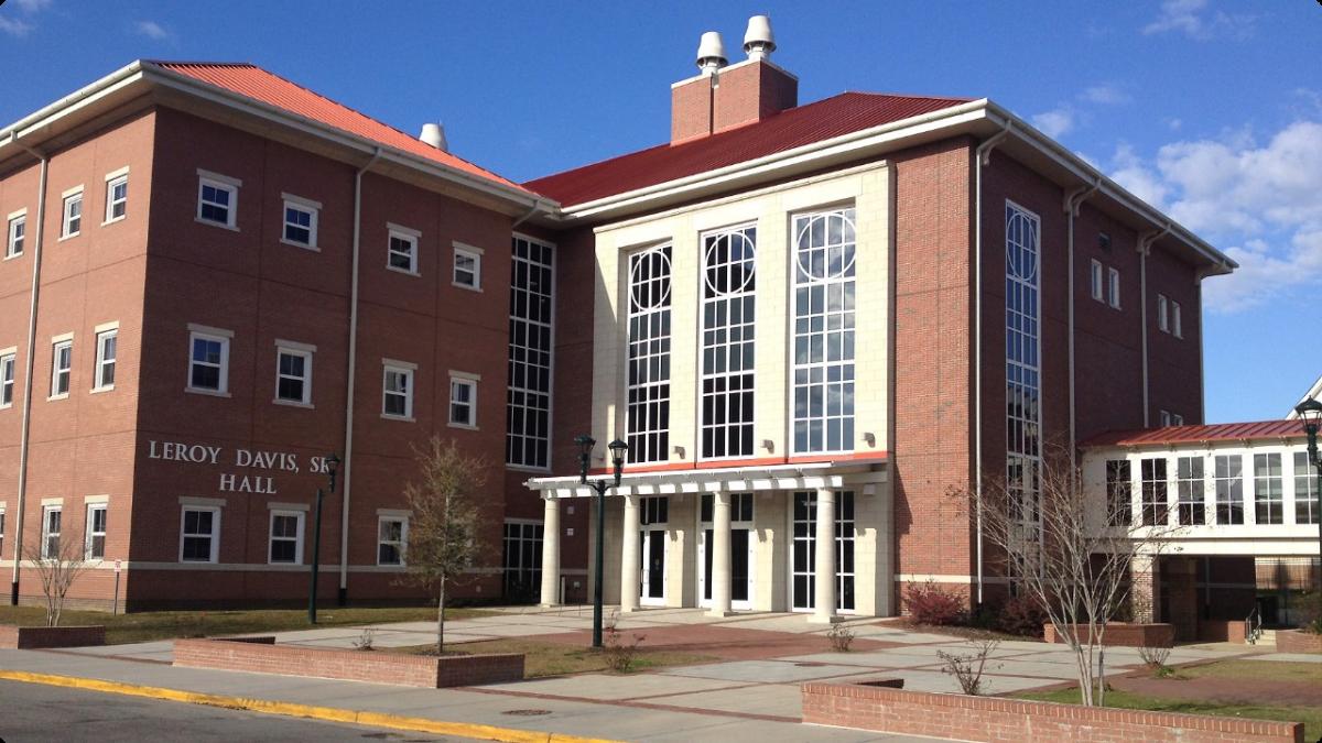 South Carolina State University Programs
