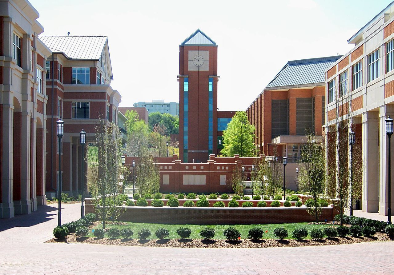 University of North Carolina Charlotte Programs