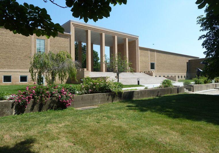 Cranbrook Academy of Art Ranking