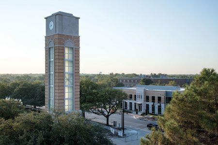 Texas Wesleyan University gallery