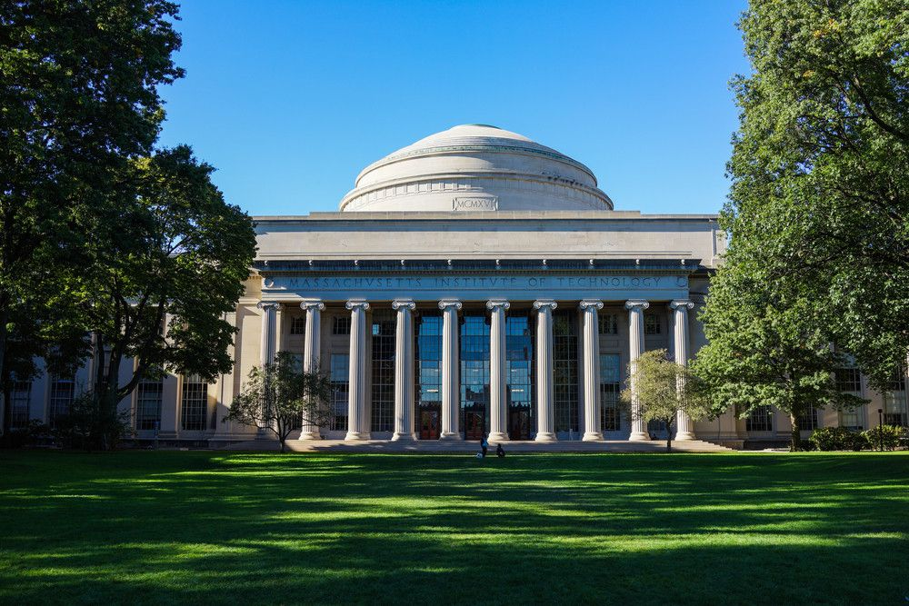 Massachusetts Institute of Technology Ranking