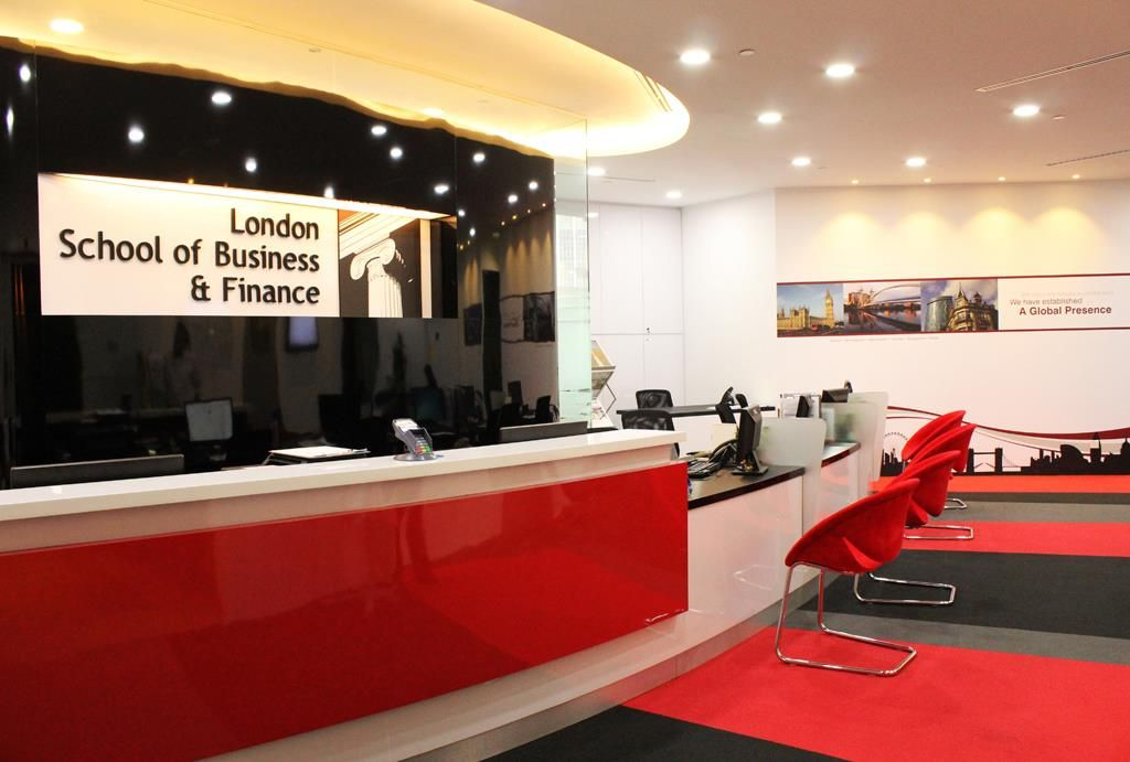 London School of Business and Finance Singapore Programs
