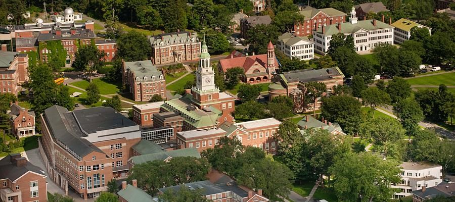Dartmouth College Ranking