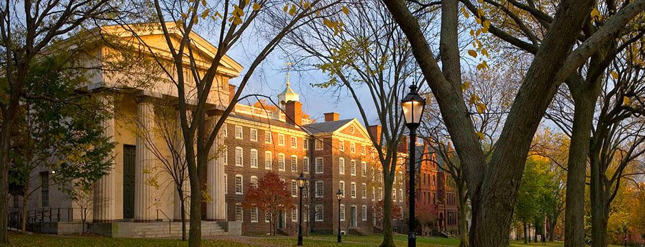 Brown University Programs