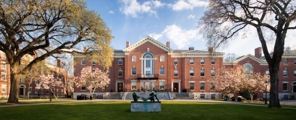 Brown University Ranking