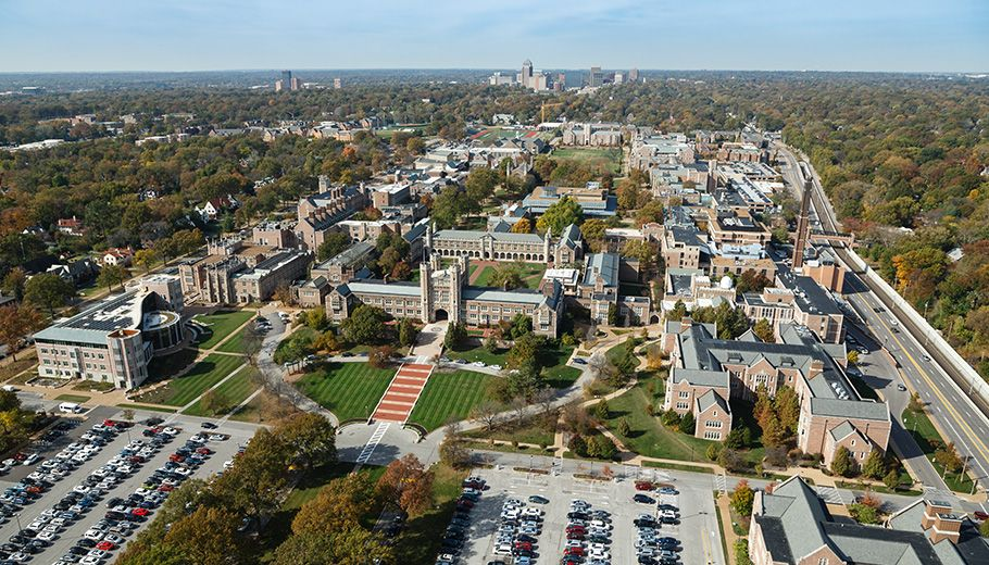 Washington University in St Louis Acceptance Rate