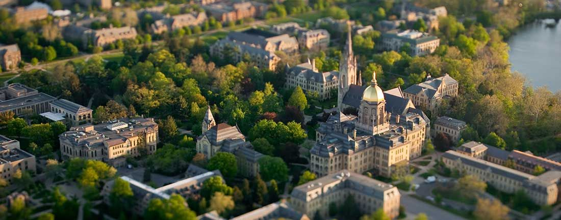 University of Notre Dame Acceptance Rate