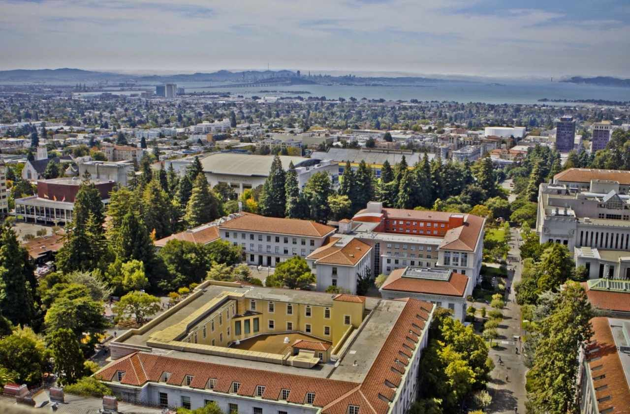 University of California Berkeley Ranking