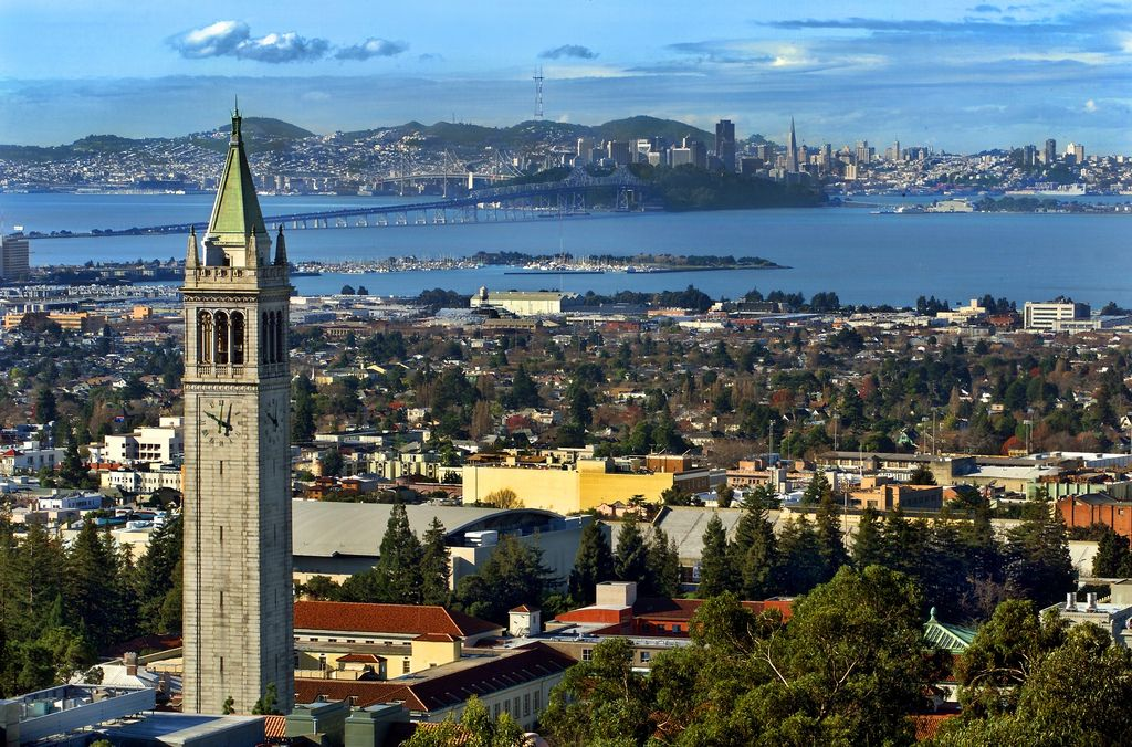 University of California Berkeley Acceptance Rate