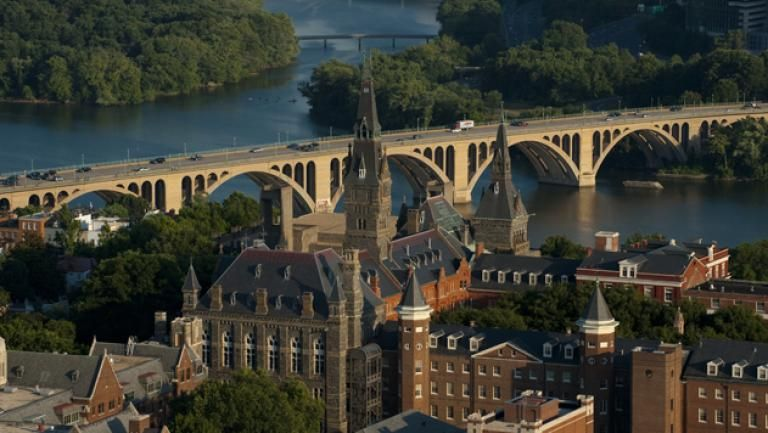 Georgetown University Ranking