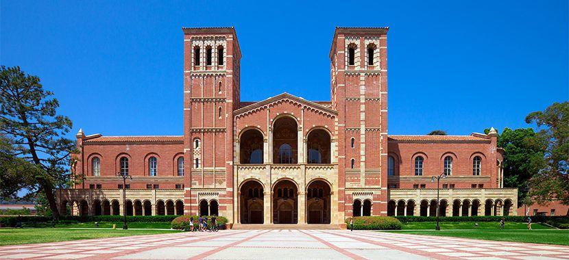 University of California Los Angeles Ranking