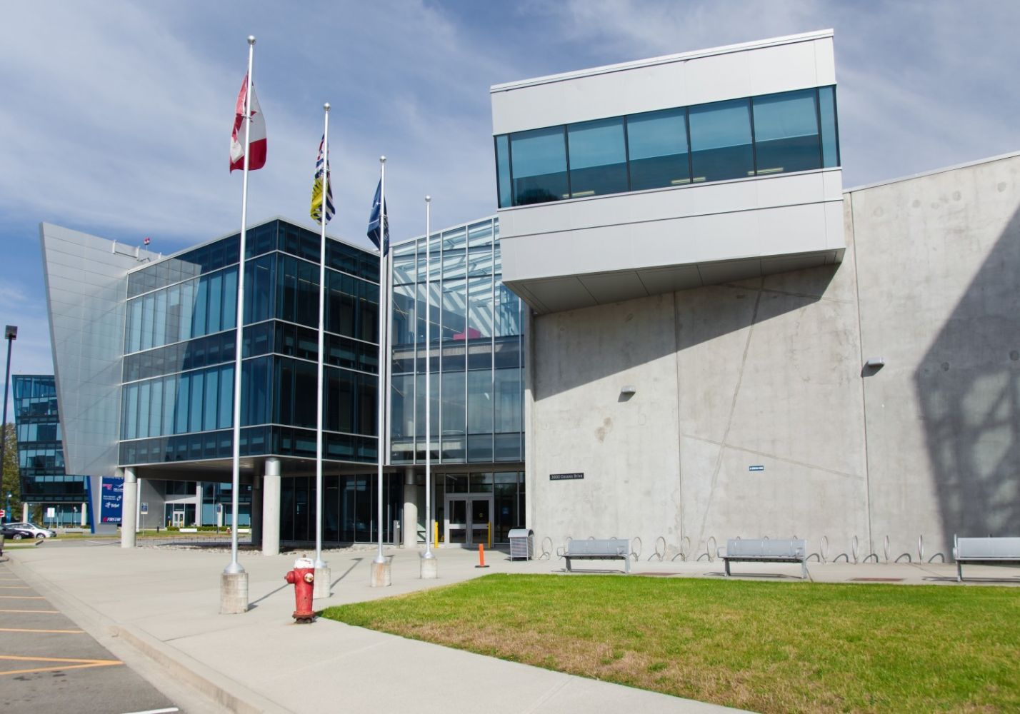 British Columbia Institute of Technology Aerospace Technology Campus Ranking