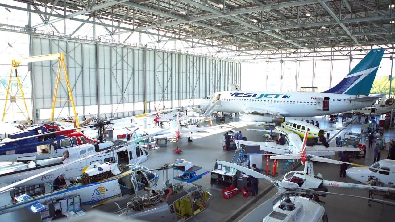 British Columbia Institute of Technology Aerospace Technology Campus Tuition Fee