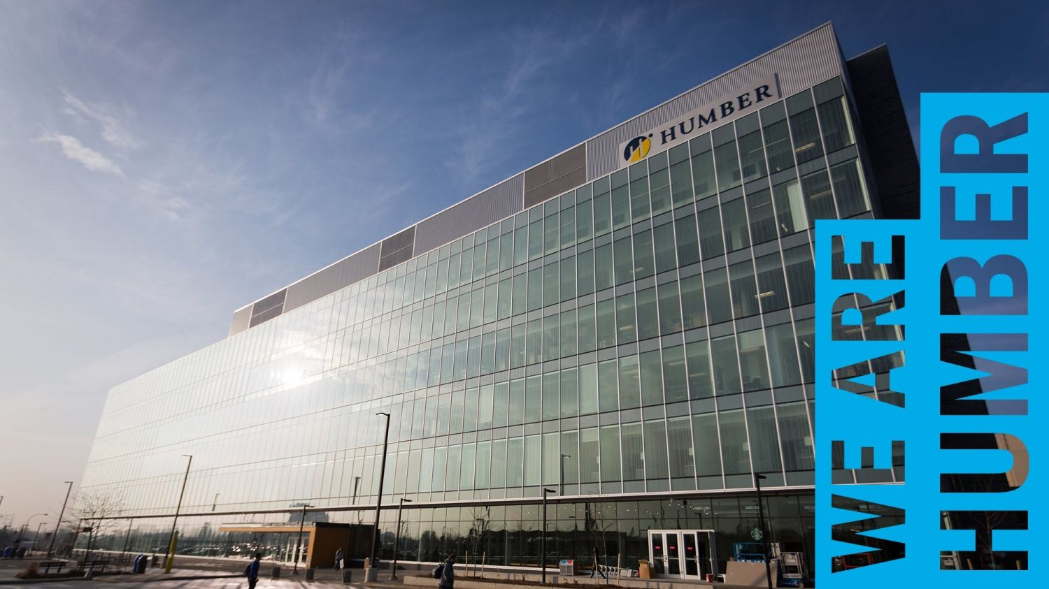 Welcome to Humber College in Toronto, Canada